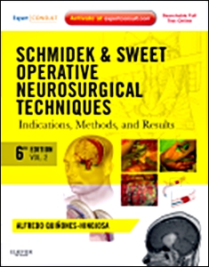 Schmidek & Sweet's Operative Neurosurgical Techniques,6/e(2Vols)
