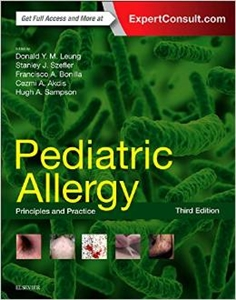 Pediatric Allergy: Principles and Practice,3/e
