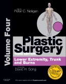 Plastic Surgery Vol.4,3/e (Trunk and Lower Extremity)