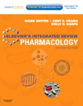 Elsevier's Integrated Review Pharmacology,2/e: With STUDENT CONSULT Online Access
