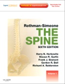 Rothman-Simeone The Spine,6/e(2vols)
