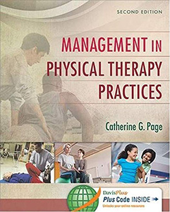 Management in Physical Therapy Practices,2/e