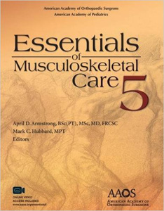 Essentials of Musculoskeletal Care,5/e