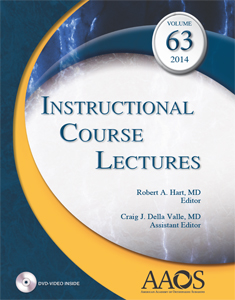 Instructional Course Lectures 2014,Vol.63(with DVD)