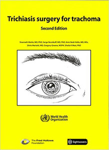 Trichiasis Surgery for Trachoma 2/e