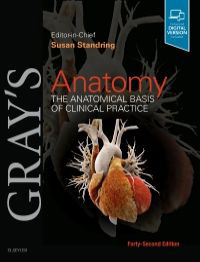 Gray's Anatomy 42e -The Anatomical Basis of Clinical Practice