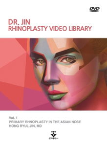 DR.JIN RHINOPLASTY VIDEO LIBRARY(DVD)