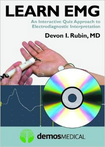 Learn EMG: An Interactive Quiz Approach to Electrodiagnostic Interpretation(DVD-ROM)